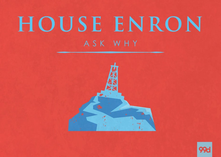 Game of Thrones House Enron