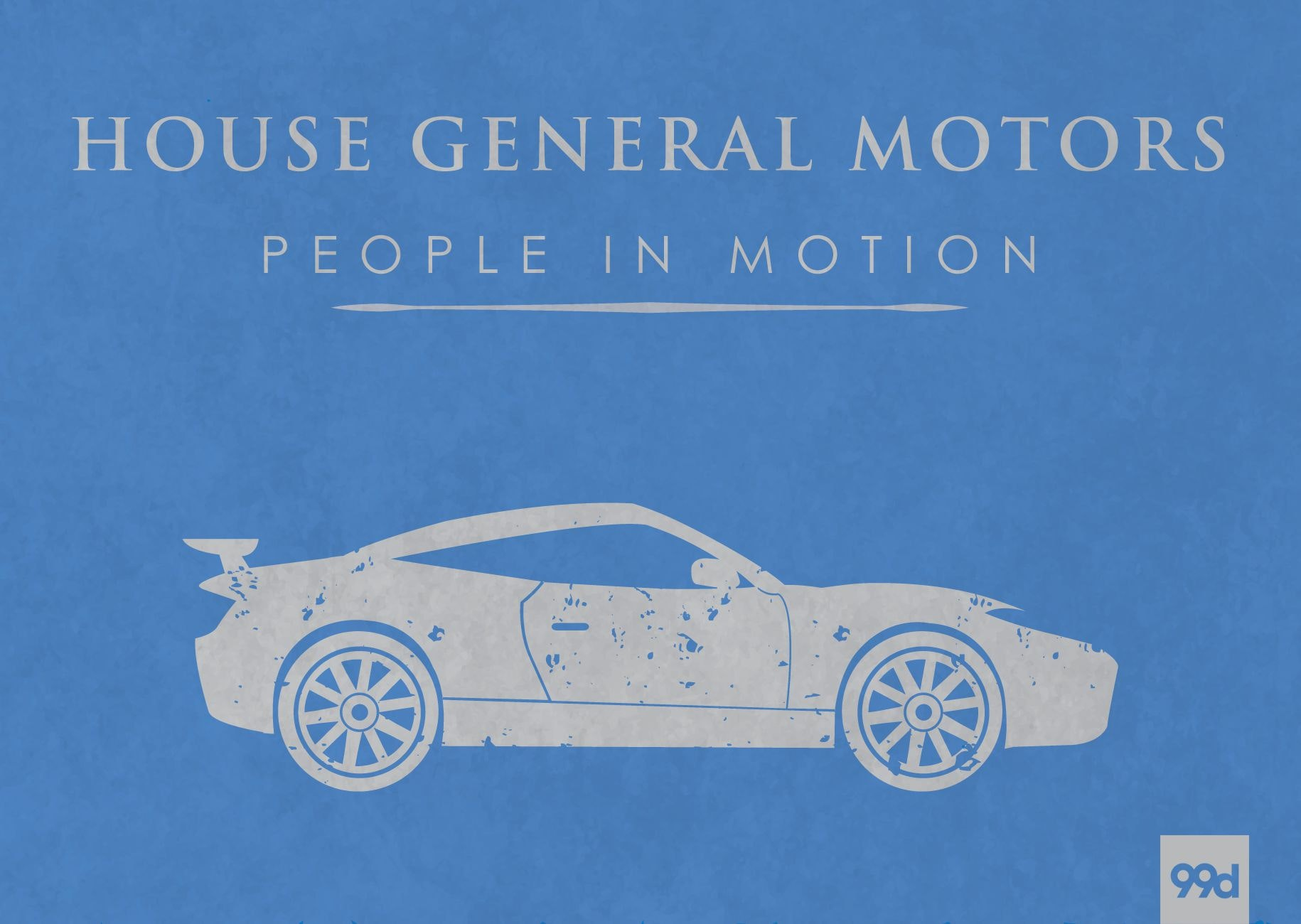 Game of Thrones House General Motors