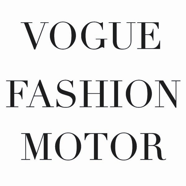 VOGUE typografie