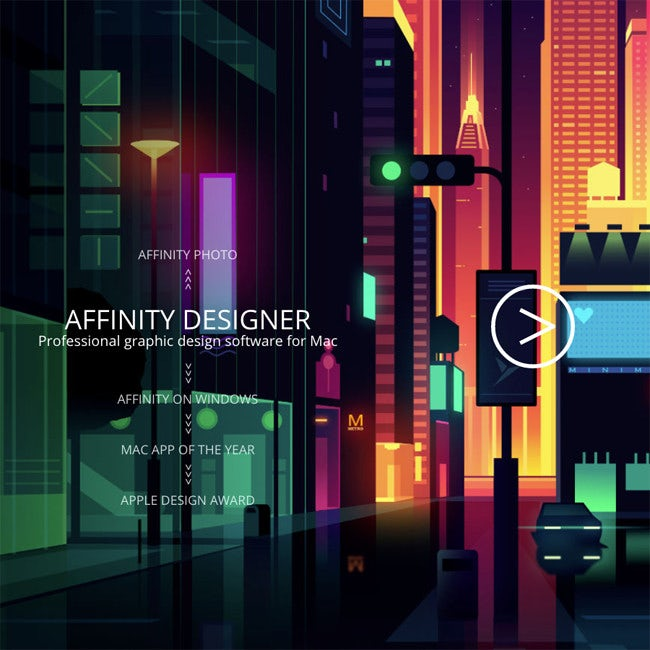 Affinity Designer vs  Adobe Illustrator: can Designer
