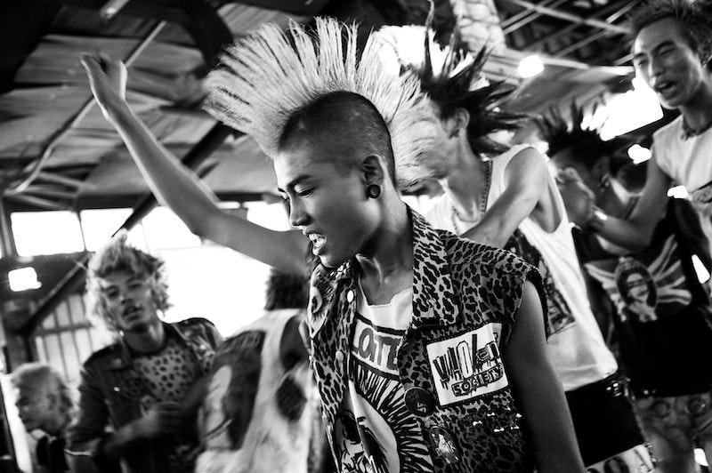 burmese punks