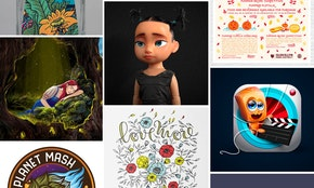 Vote for June's Creative Challengers!