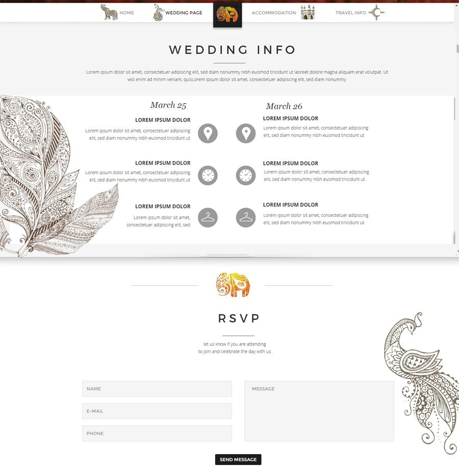 Wedding Website Ideas: How To Create The Perfect Virtual