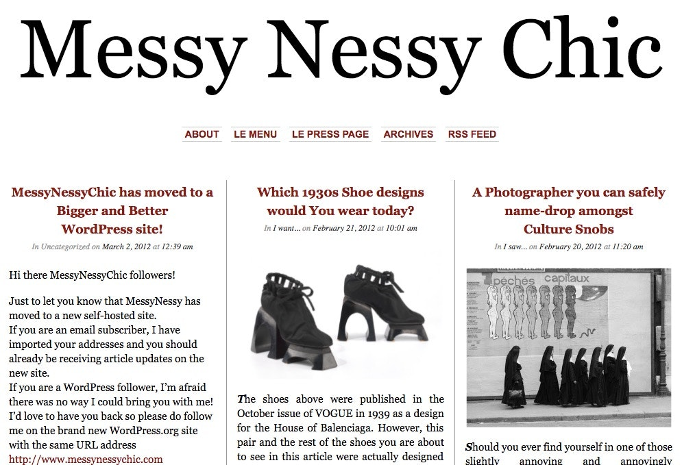 design 1 messy nessy