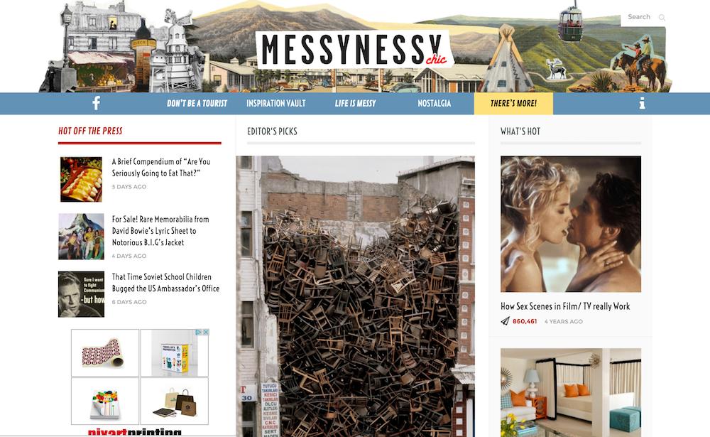 design 3 messy nessy