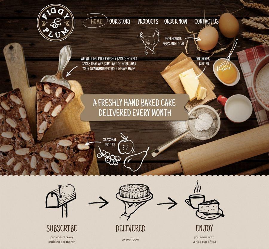 exemples de bons web designs