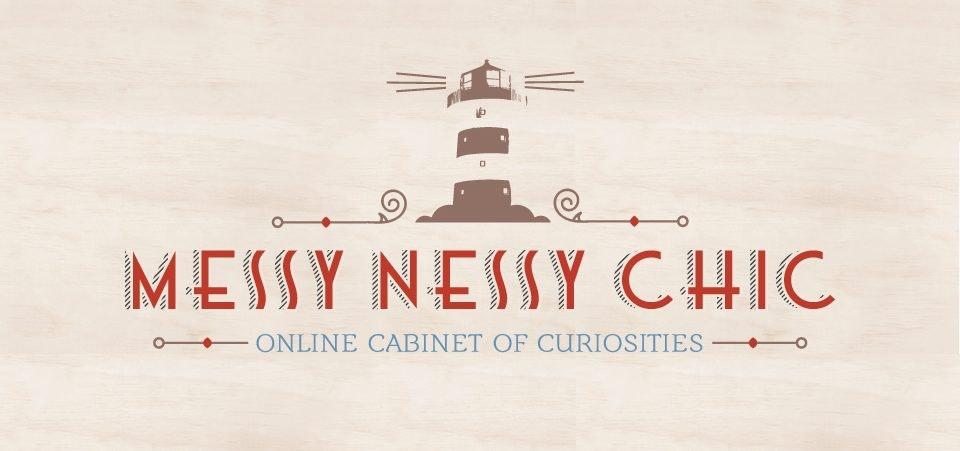 logo design 1 messy nessy