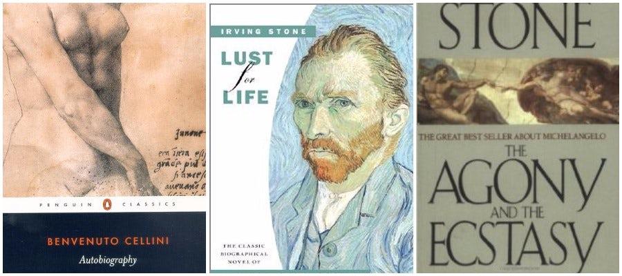 classical art books