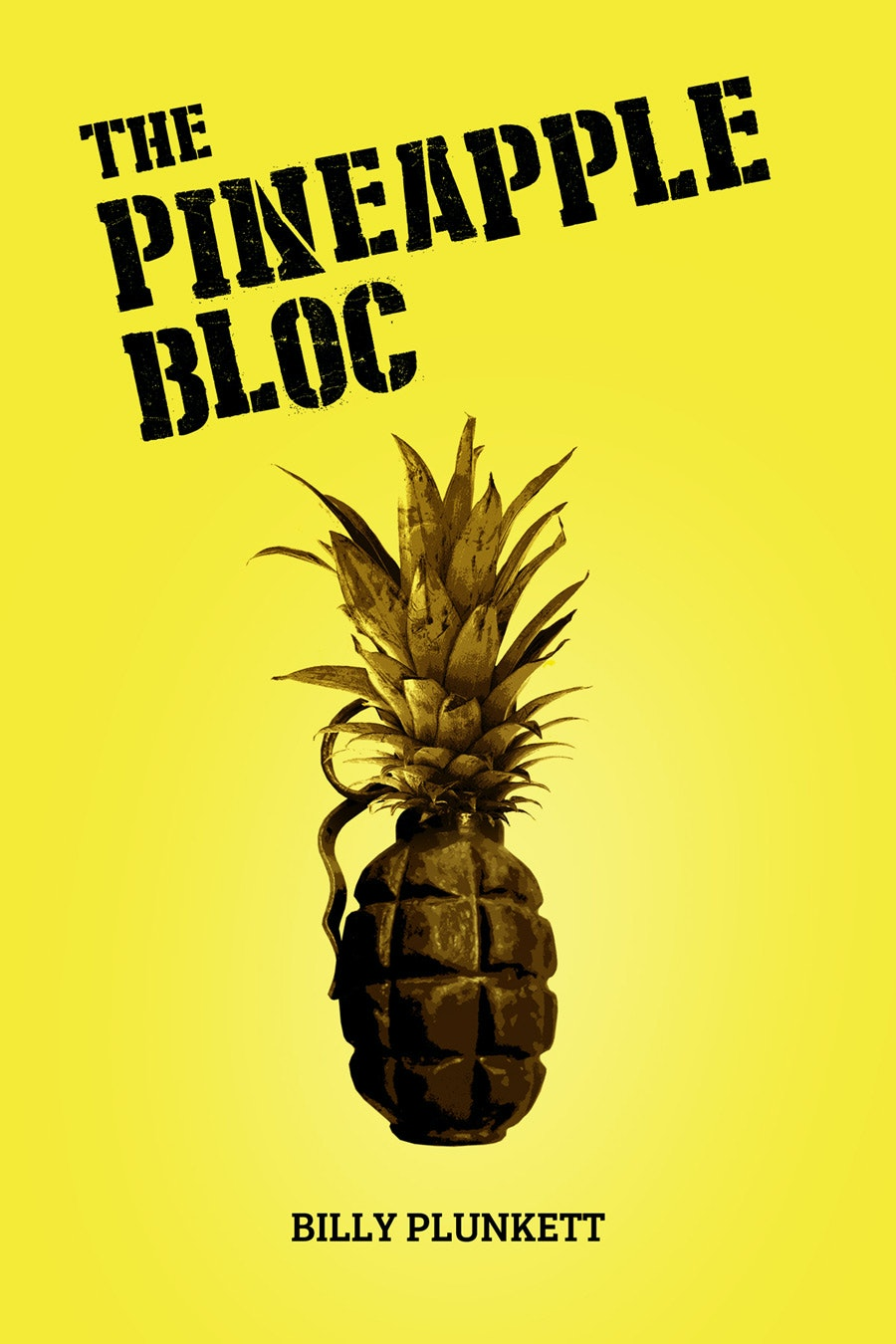 pineapple bloc ebook cover
