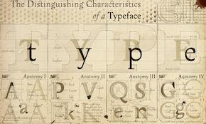 タイポグラフィに関する5つの重要なルール