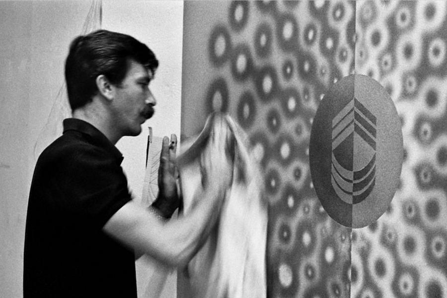 surf artist Billy Al Bengston