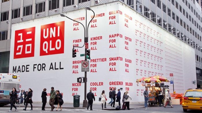 """ユニクロ""""Made for All""""キャンペーン"""