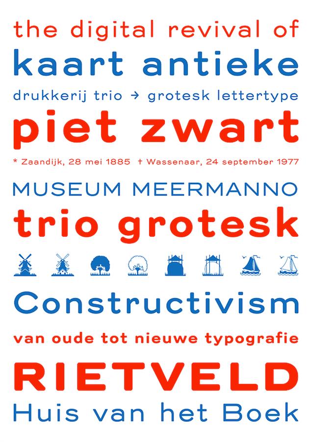 Trio Grotesk (by Florian Schick)