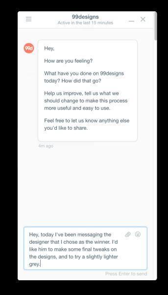 Message creation