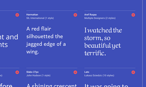 The new Google Fonts is a win for designers