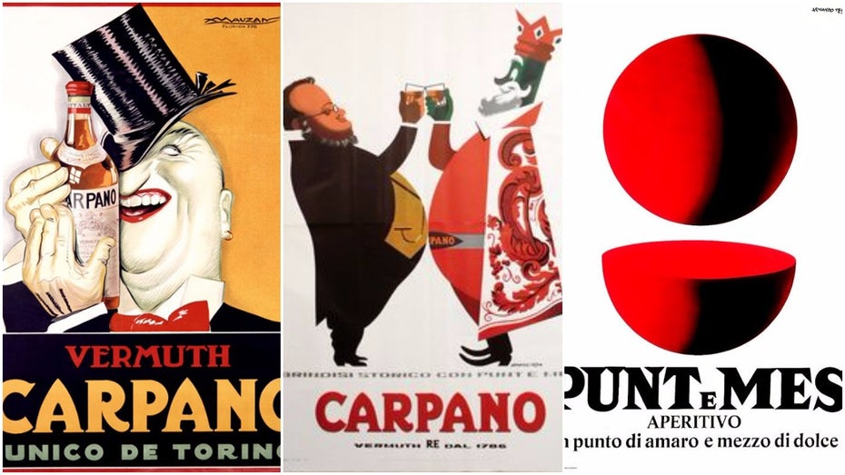 carpano advertisements