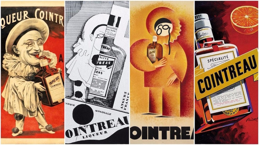 cointreau advertisements