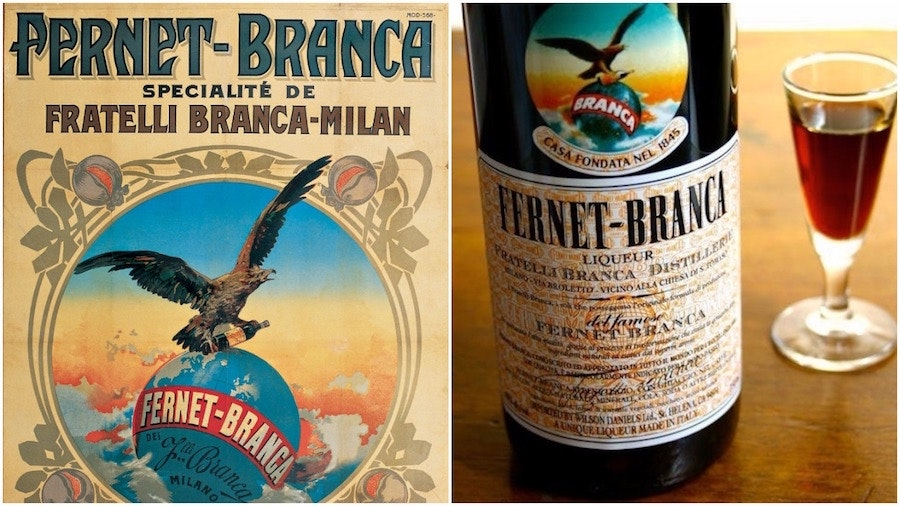 fernet labels