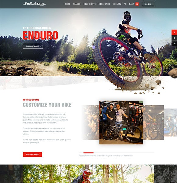 web design by ejump media
