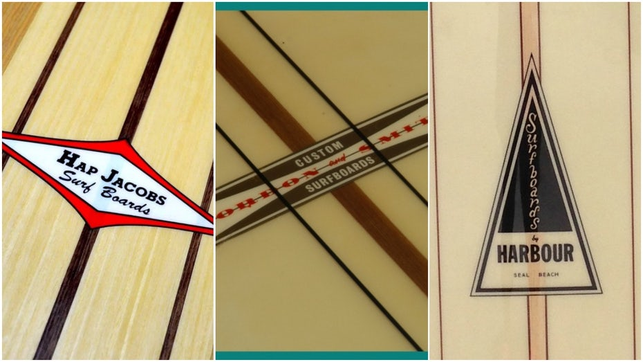famous surfboards