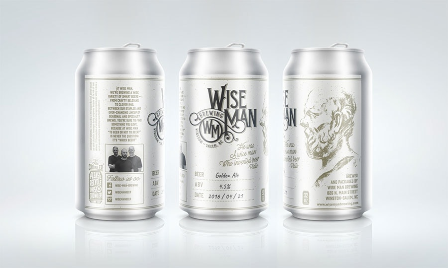 beer can font selection