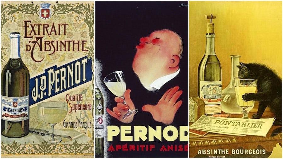 pernod advertisements