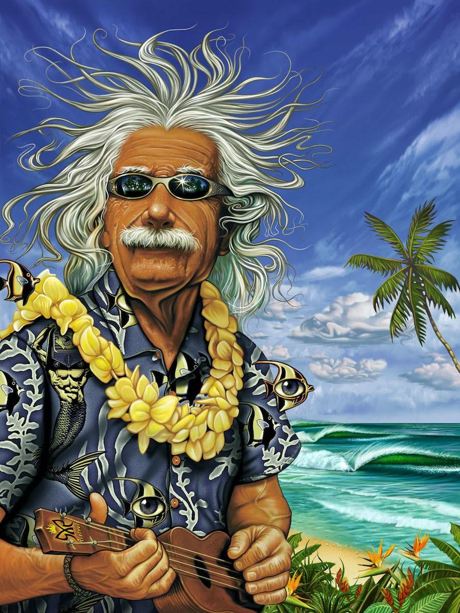 famous surf art