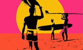 Surf Art: A brief history of surfing design & culture
