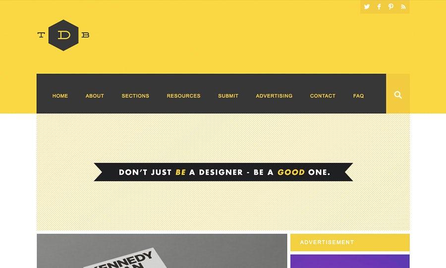 TDB design blog