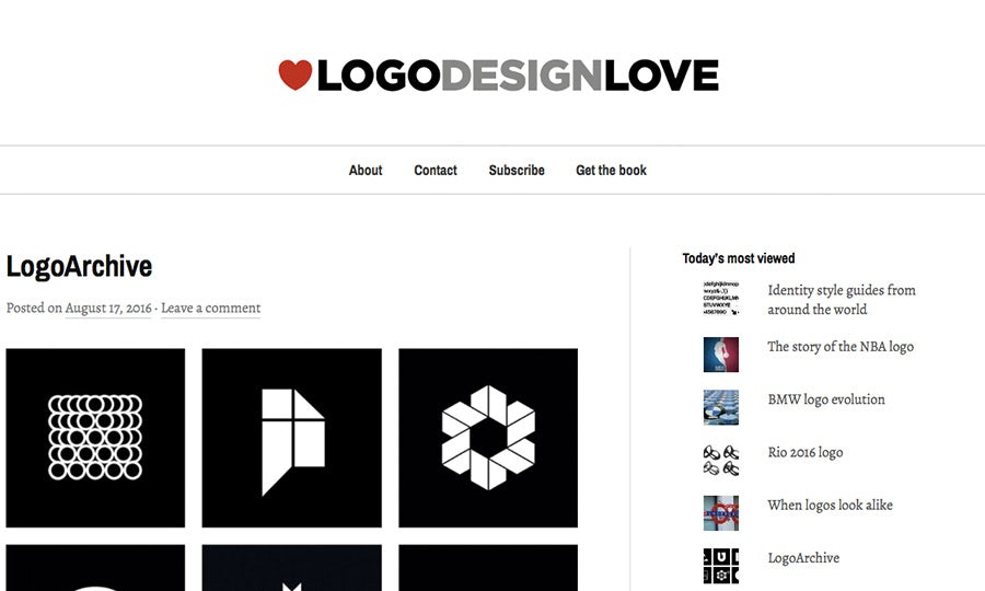 logo design love design blog
