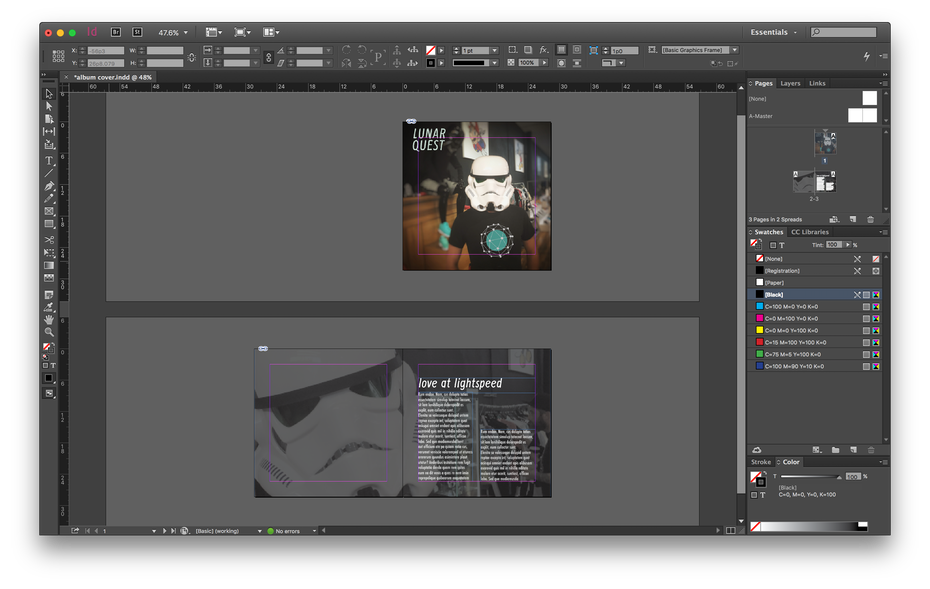 Adobe Creative Suite: Illustrator