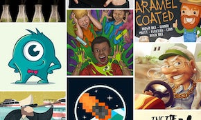 Vote for August's Creative Challengers