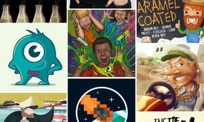 It's time to vote for August's Creative Challengers!