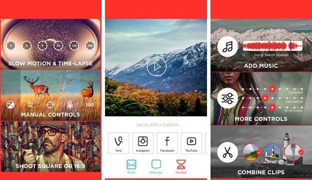 cinamatic app