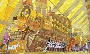 Steampunk design: Imagining a futuristic past