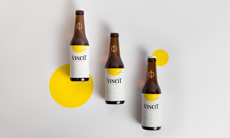 color pop label design