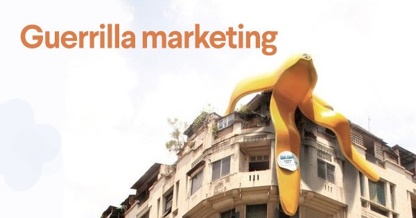 guerrilla marketing  21 creative ads and 5 ways to make
