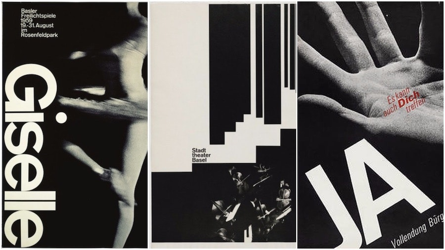 What exactly is swiss design anyway 99designs blog for Armin hofmann