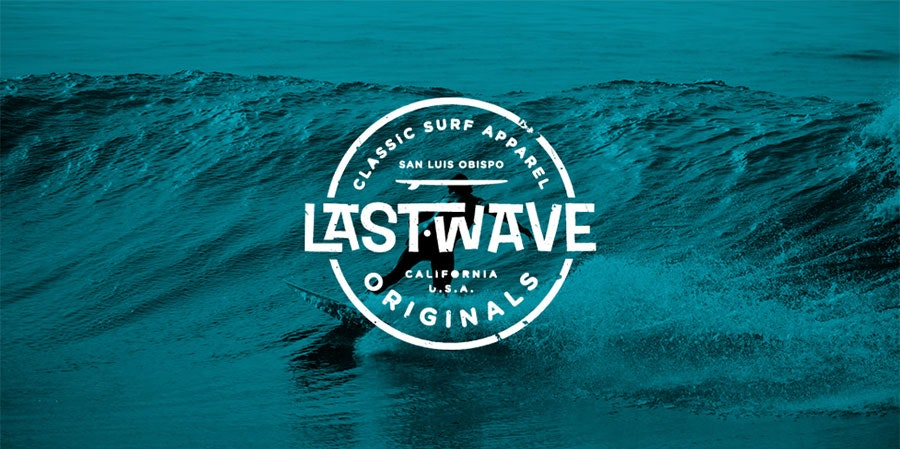 last wave logo by thisisremedy