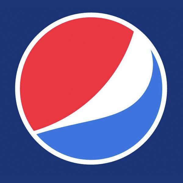 Pepsi abstract logomark