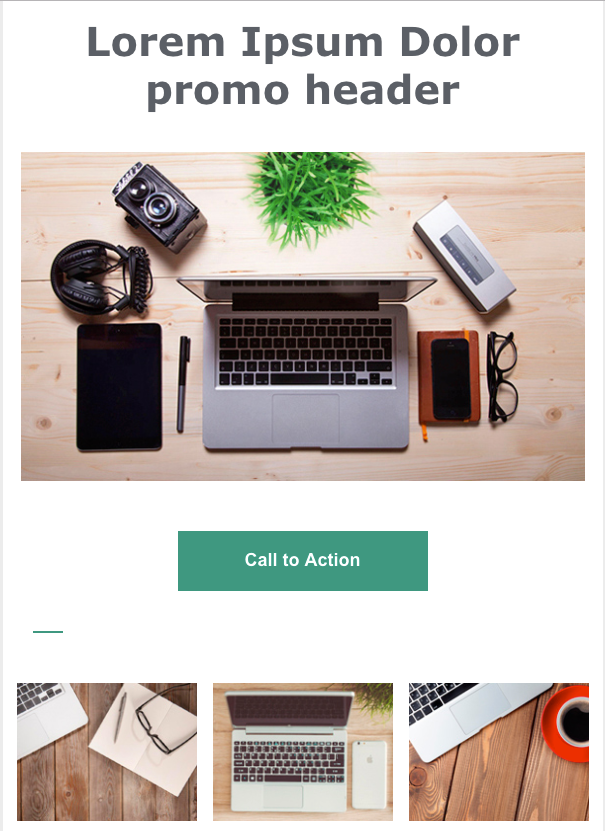 45 free email templates from professional designers