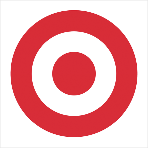 Target pictorial mark logo