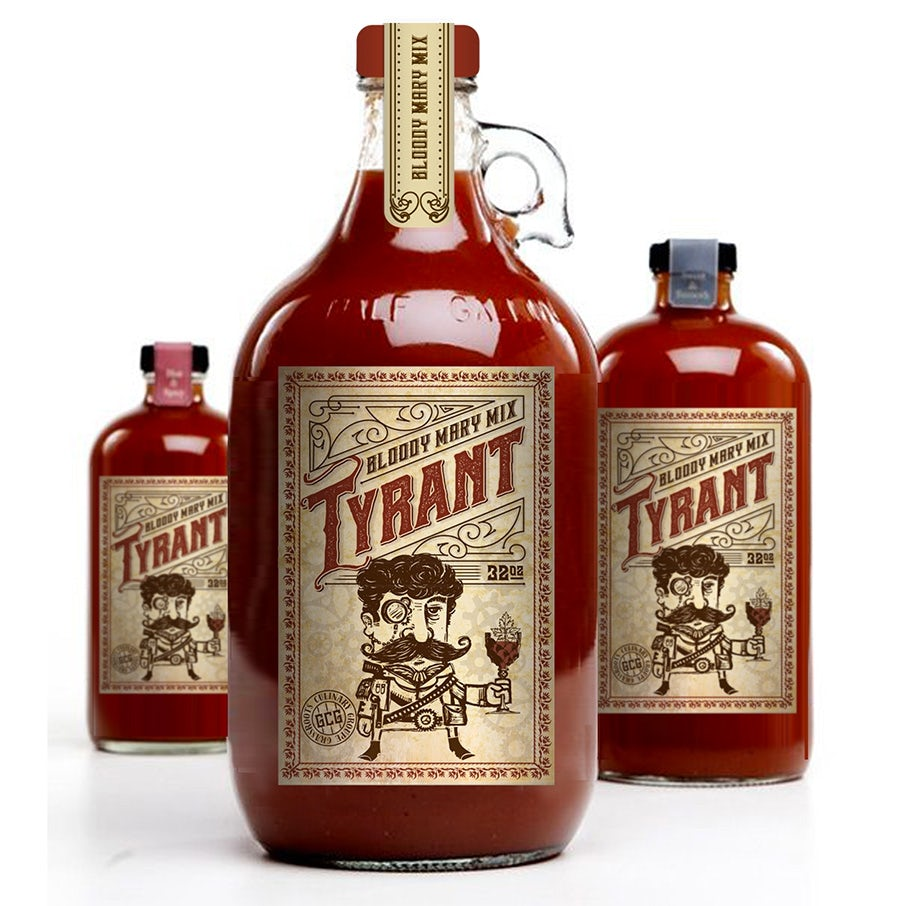 tyrant bloody mary mix