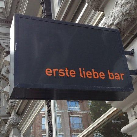 erste liebe bar logo