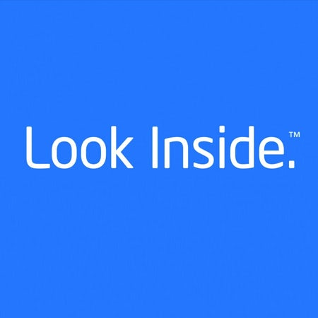 Look Inside. logo