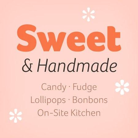 Sweet & Handmage foco font