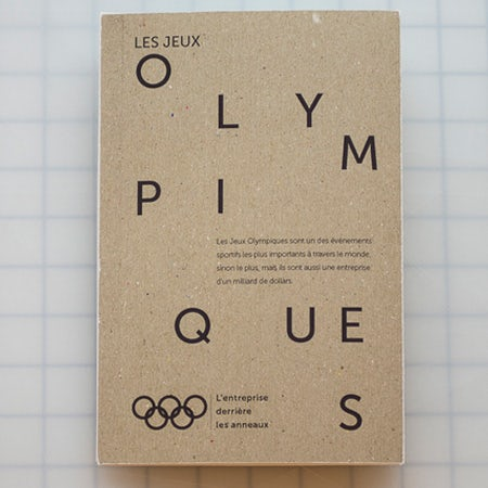 Olympiques book cover