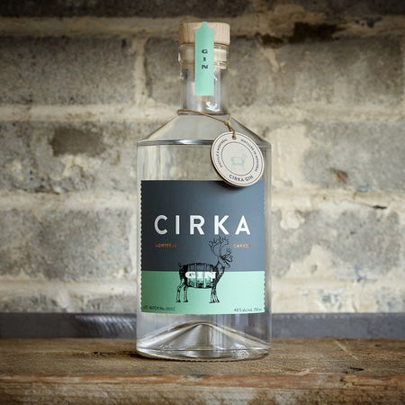 Cirka bottle