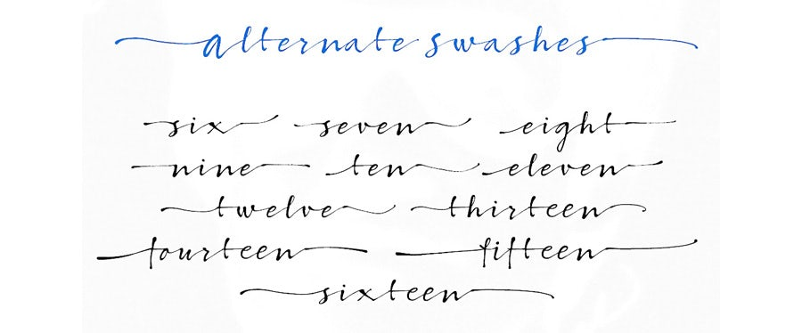 Comments Cursive Typefaces Have Eluded Digital Capability For Decades Thats Because The Letters Are Unpredictable In Handwritten Letterforms No