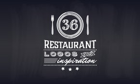 36 of the best restaurant logos for inspiration